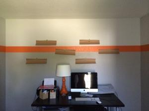 Wall layout