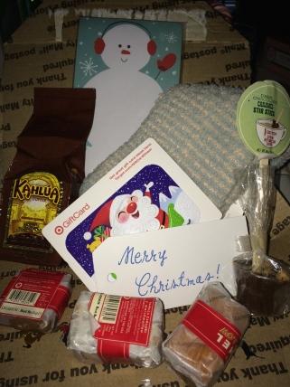 Goodies from Sandra